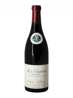 Mazis-Chambertin Grand Cru Louis Latour 1988 Bouteille (75cl)