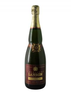 Champagne Lanson Red Label Brut 1964 Bouteille (75cl)