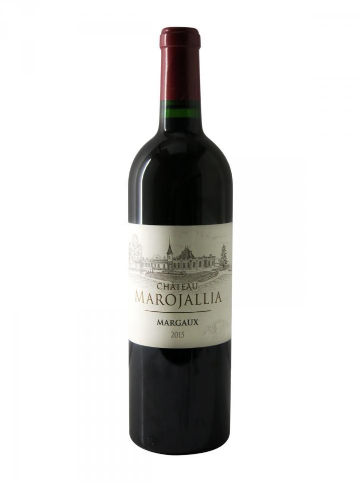 Château Marojallia 2015 Bouteille (75cl)