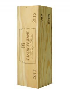 Château Doisy-Daëne L'Extravagant de Doisy-Daene 2015 Demie bouteille (37.5cl)