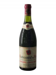 Châteauneuf-du-Pape Château Mont-Redon 1985 Bouteille (75cl)