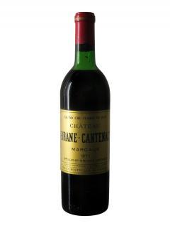 Château Brane-Cantenac 1971 Bouteille (75cl)