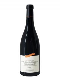 Chambolle-Musigny 1er Cru Les Gruenchers David Duband 2017 Bouteille (75cl)