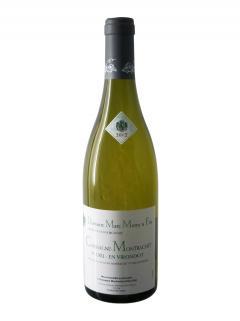 Chassagne-Montrachet 1er Cru En Virondot Domaine Marc Morey & Fils 2012 Bouteille (75cl)