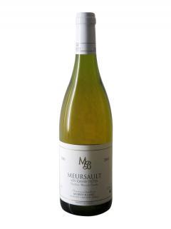 Meursault Les Casse-Têtes Morey-Blanc 2001 Bouteille (75cl)