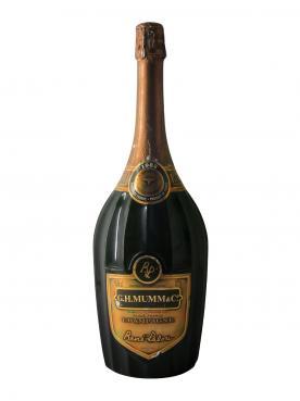 Champagne Mumm René Lalou Brut 1982 Magnum (150cl)