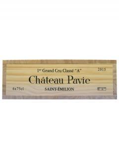 Château Pavie 2015 Bouteille (75cl)