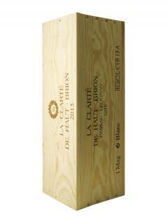 La Clarté de Haut Brion 2015 Caisse bois d'origine d'un magnum (1x150cl)