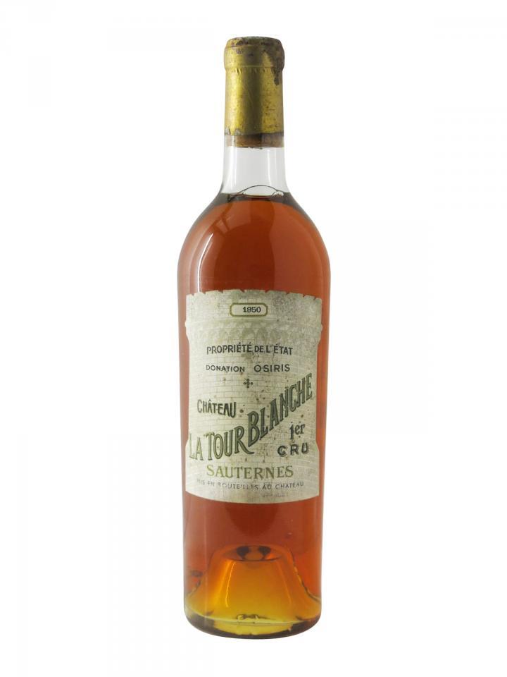 Château La Tour Blanche 1950 Bouteille (75cl)