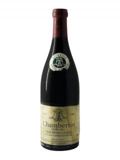 Chambertin Grand Cru Louis Latour Cuvée Héritiers Latour 1996 Bouteille (75cl)