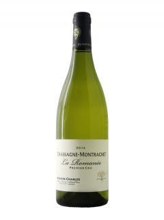 Chassagne-Montrachet 1er Cru La Romanée Domaine Buisson-Charles 2014 Bouteille (75cl)