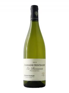 Chassagne-Montrachet 1er Cru La Romanée Domaine Buisson-Charles 2013 Bouteille (75cl)