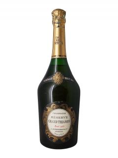 Champagne Alfred Rothschild Grand Trianon 1966 Bouteille (75cl)