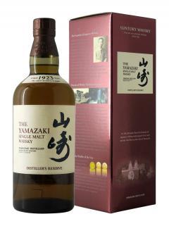 Whisky Suntory The Yamakazi Distiller's Reserve Yamazaki Distillery Non millésimé Coffret d'une bouteille (70cl)