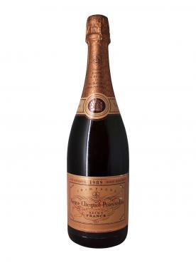 Champagne Veuve Clicquot Ponsardin Rosé Réserve Brut 1989 Bouteille (75cl)