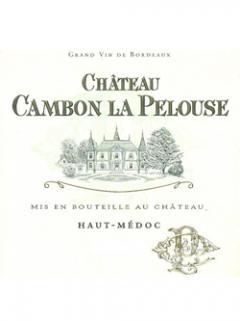 Château Cambon La Pelouse 2014 Caisse bois d'origine de 6 bouteilles (6x75cl)