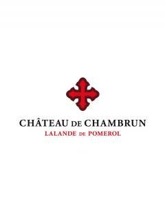 Château de Chambrun 2008 Caisse bois d'origine de 12 bouteilles (12x75cl)