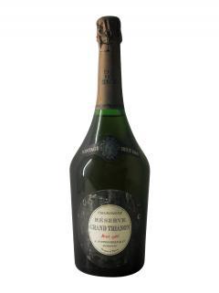 Champagne A. Rothschild Réserve Grand Trianon Brut 1966 Bouteille (75cl)