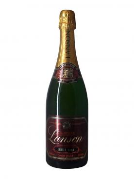 Champagne Lanson Red Label Brut 1983 Bouteille (75cl)