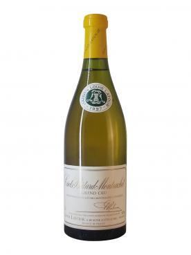 Criots-Bâtard-Montrachet Grand Cru Louis Latour 1997 Bouteille (75cl)