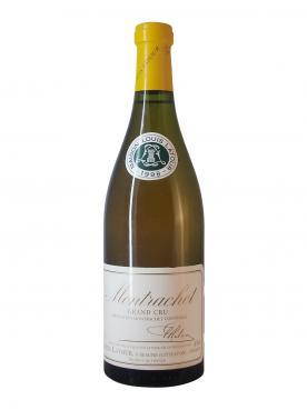 Montrachet Grand Cru Louis Latour 1998 Bouteille (75cl)