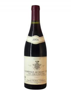 Chambolle-Musigny 1er Cru Les Amoureuses Daniel Moine-Hudelot 2004 Bouteille (75cl)
