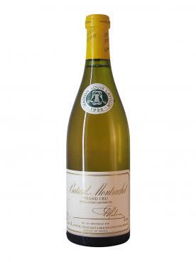 Bâtard-Montrachet Grand Cru Louis Latour 1996 Caisse bois d'origine de 6 bouteilles (6x75cl)