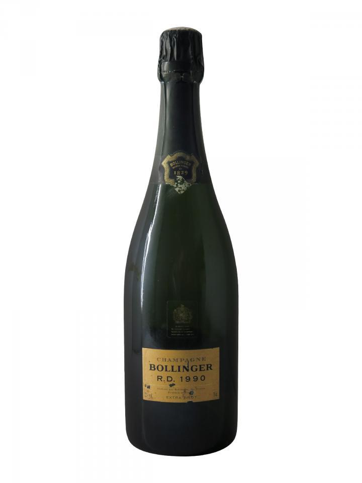 Champagne Bollinger R.D. Brut 1990 Bouteille (75cl)