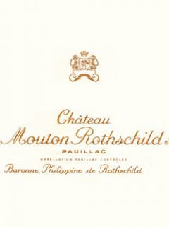 Château Mouton Rothschild 1983 Bouteille (75cl)