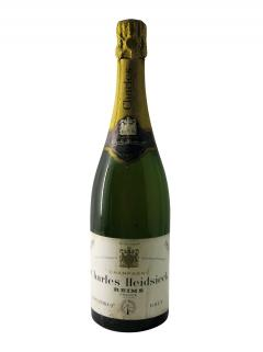 Champagne Charles Heidsieck 1970 Bouteille (75cl)