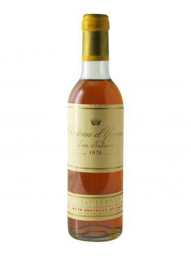 Château d'Yquem 1976 Demie bouteille (37.5cl)