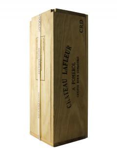 Château Lafleur 2008 Caisse bois d'origine d'un magnum (1x150cl)