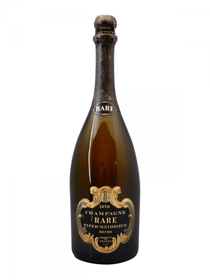 Champagne Piper Heidseick Cuvée Rare Brut 1976 Bouteille (75cl)