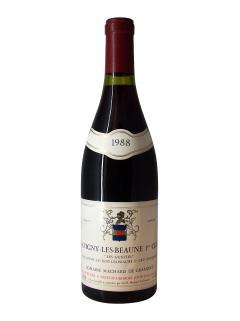 Savigny-lès-Beaune 1er Cru Les Guettes Domaine Machard de Gramont 1988 Bouteille (75cl)