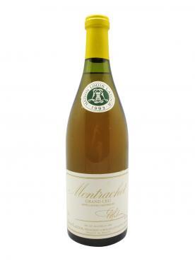 Montrachet Grand Cru Louis Latour 1993 Bouteille (75cl)