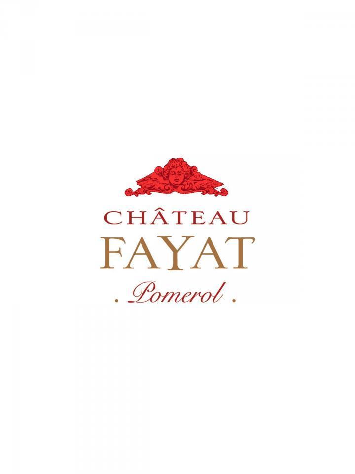 Château Fayat 2014 Caisse bois d'origine de 6 bouteilles (6x75cl)