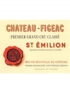 Château Figeac 2009 Caisse bois d'origine de 6 bouteilles (6x75cl)