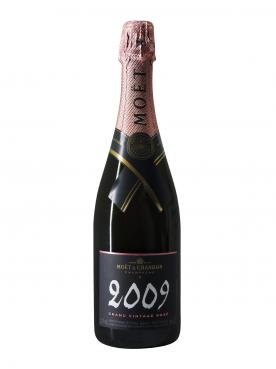 Champagne Moët & Chandon Grand Vintage Rosé Brut 2009 Bouteille (75cl)