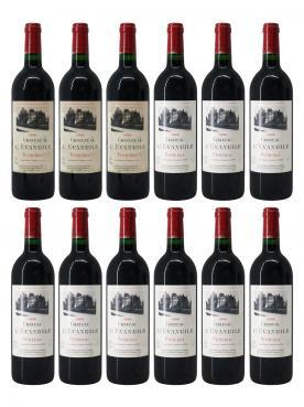 Château l'Evangile 1998 Caisse bois d'origine de 12 bouteilles (12x75cl)