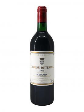 Château du Tertre 1990 Caisse bois d'origine de 6 bouteilles (6x75cl)