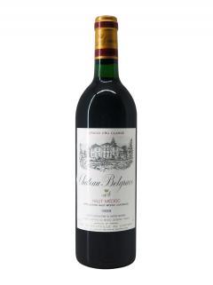 Château Belgrave 1988 Caisse bois d'origine de 12 bouteilles (12x75cl)