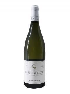 Bourgogne-Aligoté Pierre Morey 2015 Bouteille (75cl)