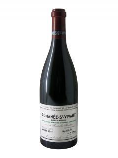 Romanée-Saint-Vivant Grand Cru Domaine de la Romanée-Conti Domaine Marey Monge 2014 Bouteille (75cl)