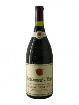 Châteauneuf-du-Pape Château Mont-Redon 1989 Magnum (150cl)
