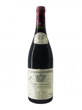 Gevrey-Chambertin 1er Cru Clos Saint Jacques Louis Jadot 1995 Bouteille (75cl)