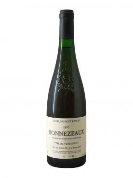 Bonnezeaux Domaine René Renou Tri de vendange 1995 Bouteille (75cl)