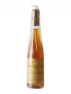 Pinot Gris Clos Jebsal Sélection de Grains Nobles Domaine Zind Humbrecht 2001 Demie bouteille (37.5cl)