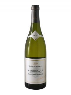 Meursault Grands Charrons Domaine Michelot 2015 Bouteille (75cl)