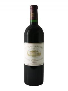 Château Margaux 2000 Bouteille (75cl)