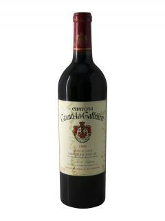 Château Canon-La-Gaffelière 1999 Bouteille (75cl)